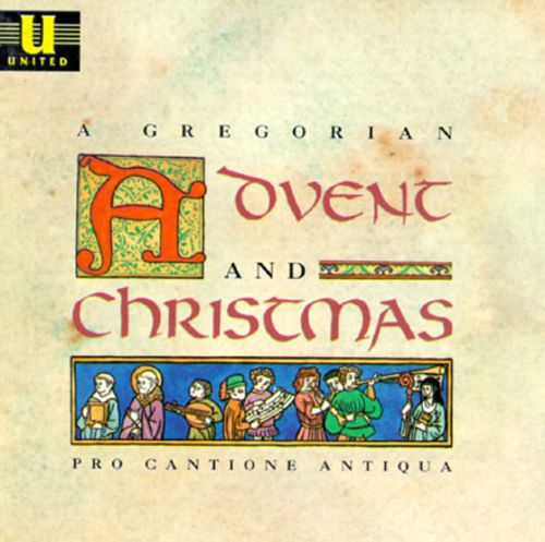 A Gregorian Advent and Christmas
