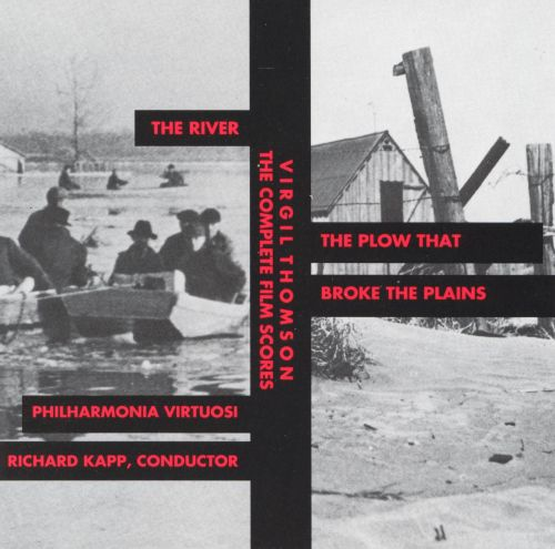 Thomson: The River; The Plow That Broke the Plains