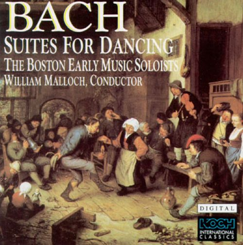 Bach: Suites for Dancing