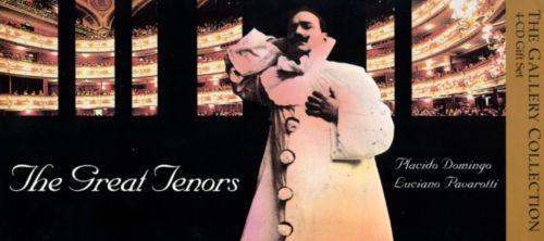 The Great Tenors