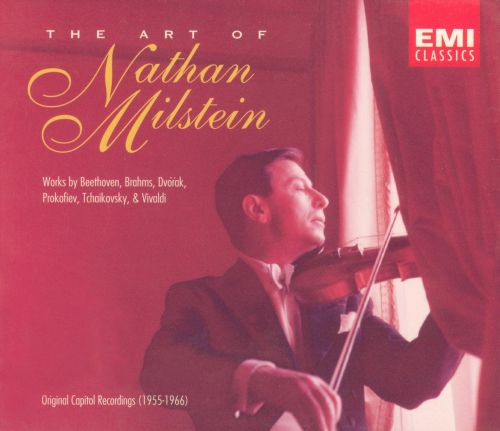 The Art of Nathan Milstein [Box Set]