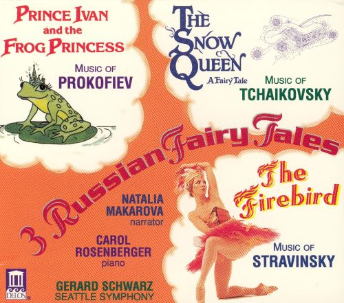 3 Russian Fairy Tales