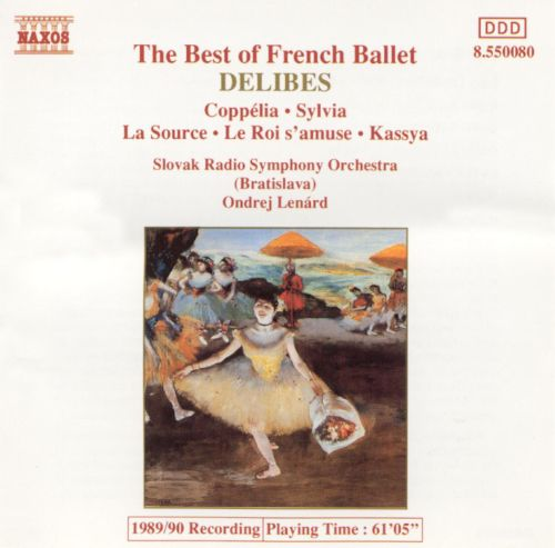 Best of French Ballet