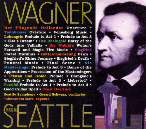 Wagner from Seattle [Box Set]