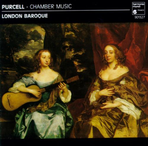 e6e3d2c88 Purcell  Chamber Music - London Baroque