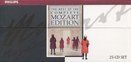 The Best of the Complete Mozart Edition