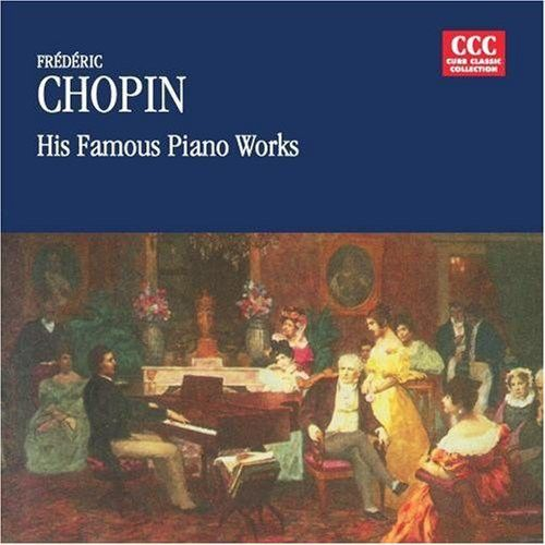 a biography of frederic chopin a famous pianist