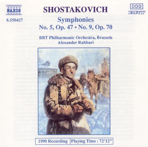 Symphony No. 9 in E flat major, Op. 70