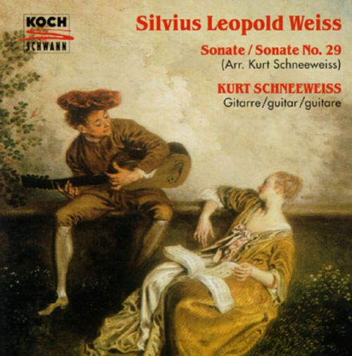 Silvius Leopold Weiss: Sonate No. 29