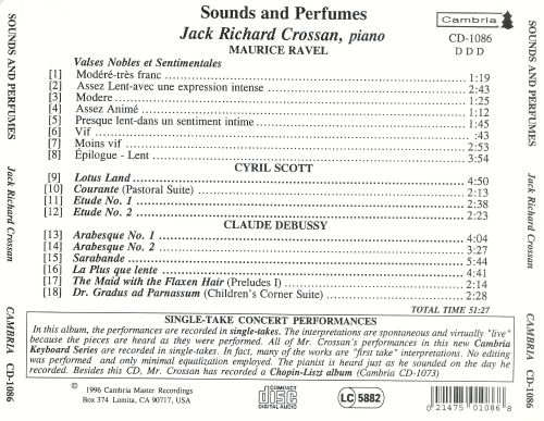 Sounds and Perfumes