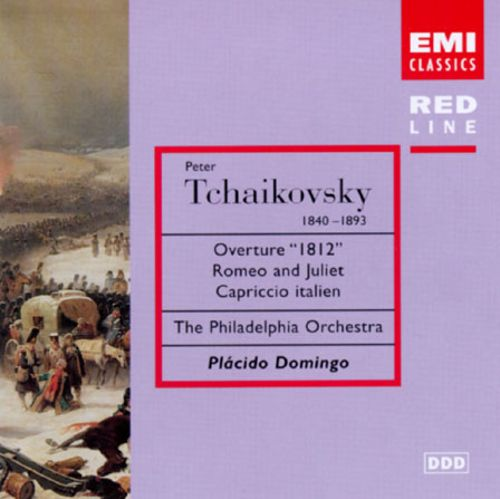 Tchaikovsky: Romeo And Juliet/None But The Lonely Heart/Capriccio/Kuda, Kuda, Kuda Vi Udalilis/Overture 1812