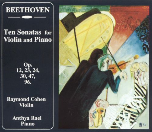 Beethoven: Sonatas for Violin & Piano