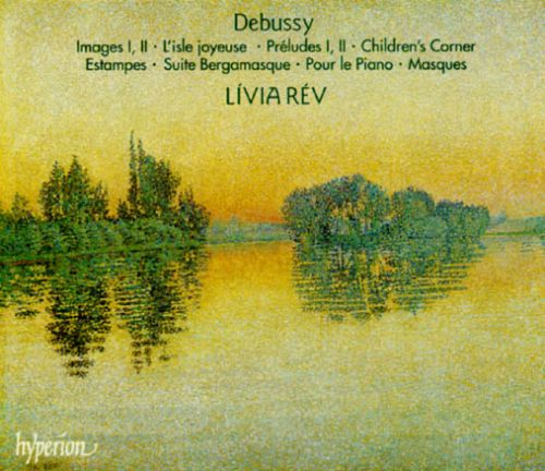 Piano Music by Claude Debussy