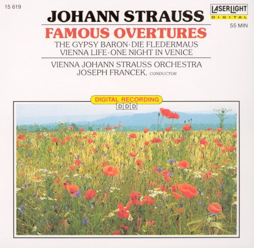 Strauss: Famous Overtures