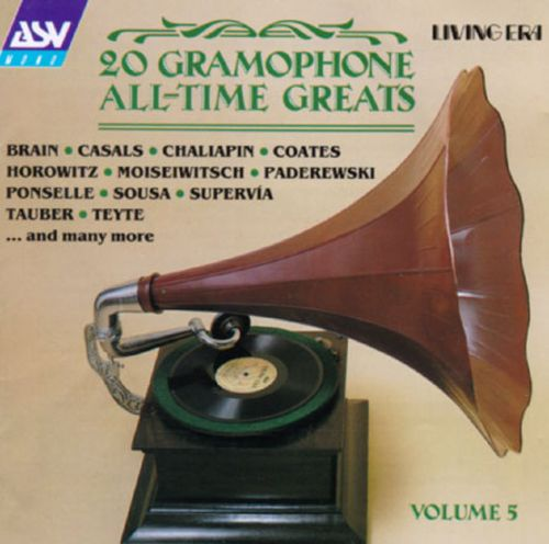 20 Gramophone All-Time Greats, Volume 5