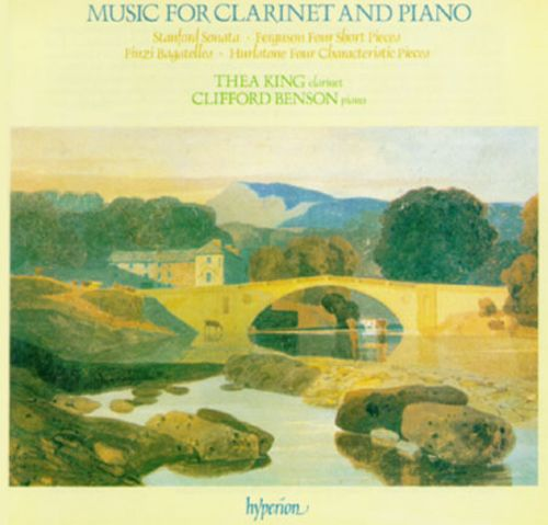 Music For Clarinet And Piano, Volume 1