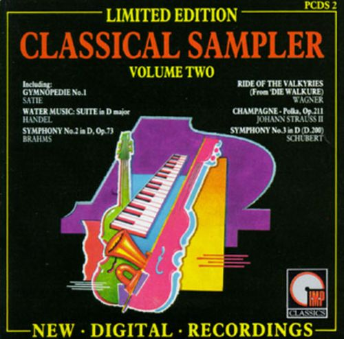 Limited Edition Classical Sampler, Volume Two