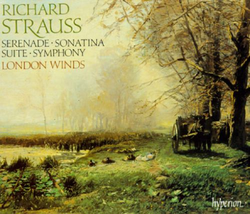 Richard Strauss: Complete Music For Winds