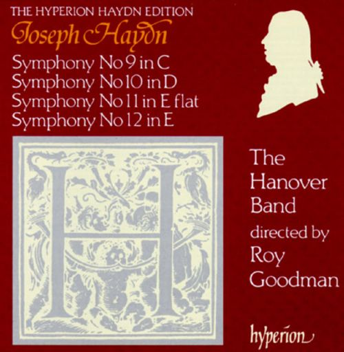 The Hyperion Haydn Edition: Symphonies Nos. 9, 10, 11 & 12