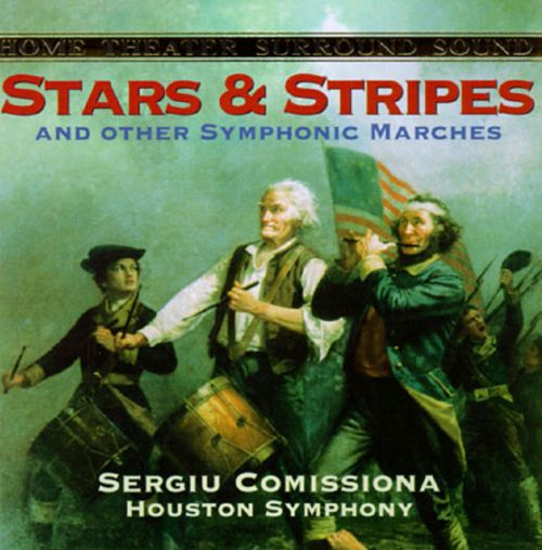 Stars & Stripes And Other Symphonic Marches