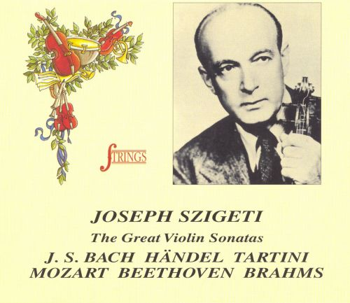 The Great Violin Sonatas