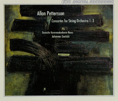 Allan Pettersson: The Concertos for String Orchestra