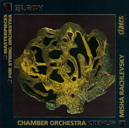 Elegy: Masterpieces for String Orchestra