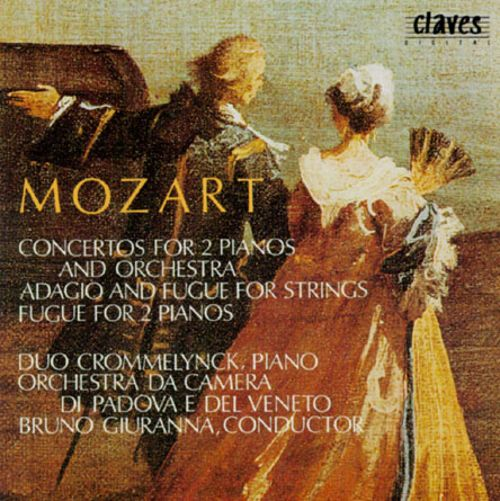 Mozart: Concertos for 2 Pianos