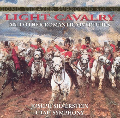 Light Cavalry and Other Romantic Overtures