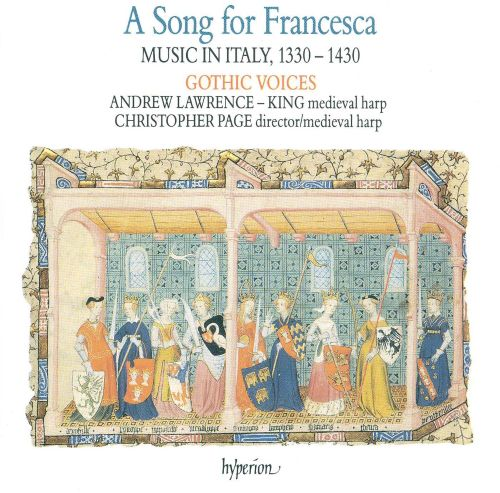 A Song for Francesca