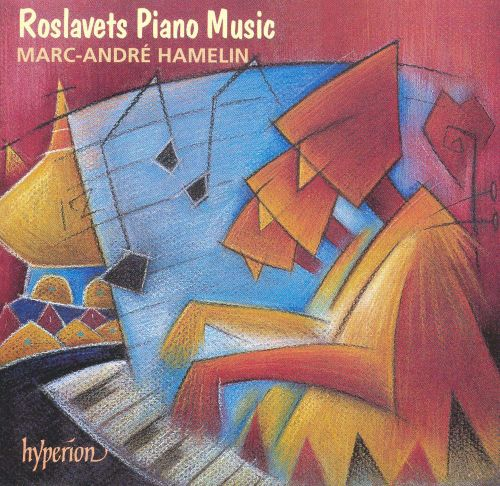 Roslavets: Piano Music