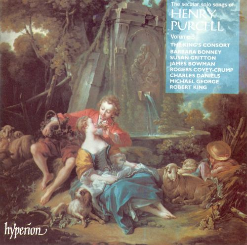 The Secular Songs of Henry Purcell, Vol. 3