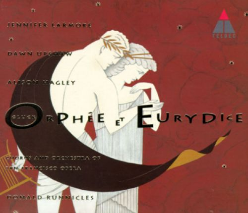 Orphée et Eurydice (French version), opera in 3 acts, Wq. 41