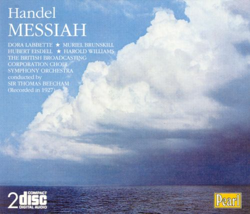 Handel: Messiah [Pearl]