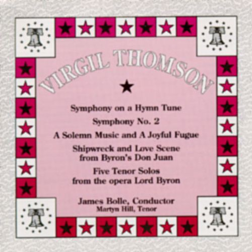 Orchestral Works By Virgil Thomson