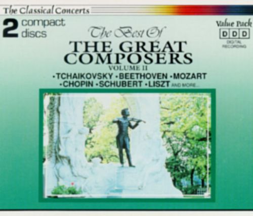 The Best Of The Great Composers, Volume II