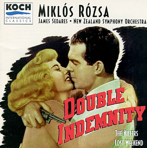 Rózsa: The Lost Weekend; Double Indemnity; The Killers