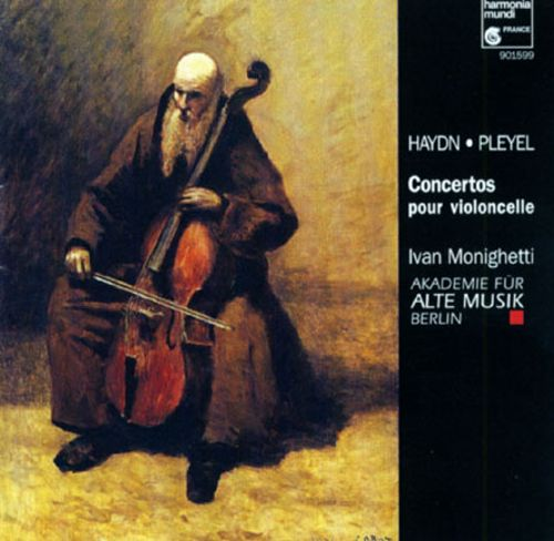 Haydn: Concertos For Cello And Orchestra/Pleyel: Concerto For Cello And Orchestra