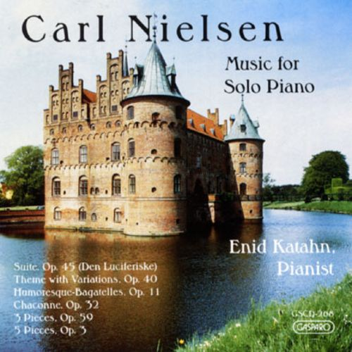 Carl Nielsen: Music For Solo Piano