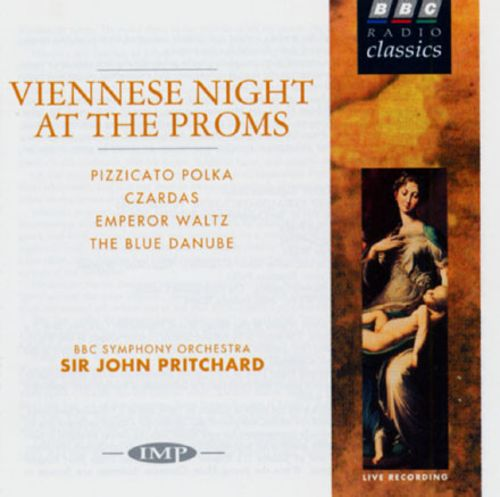 Viennese Night At The Proms