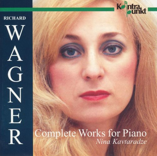 Wagner: Complete Works for Piano
