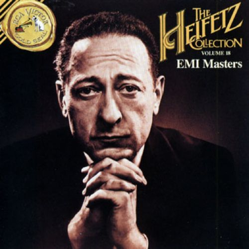 Heifetz Collection, Vol. 10 (EMI Masters)