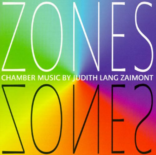 Chamber Music By Judith lang Zaimont
