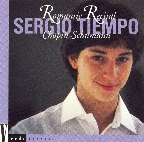 Romantic Recital: Chopin, Schumann