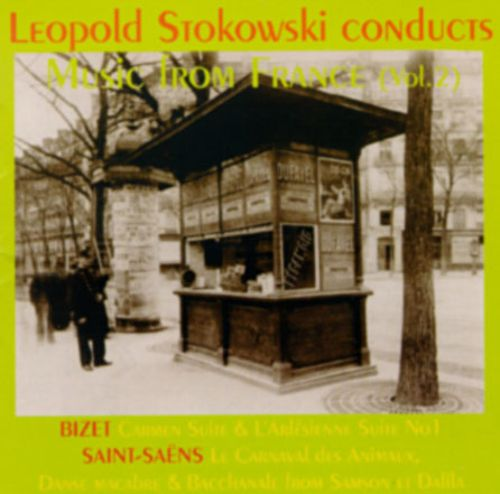 Leopold Stokowski Conducts French Music (Vol. 2)