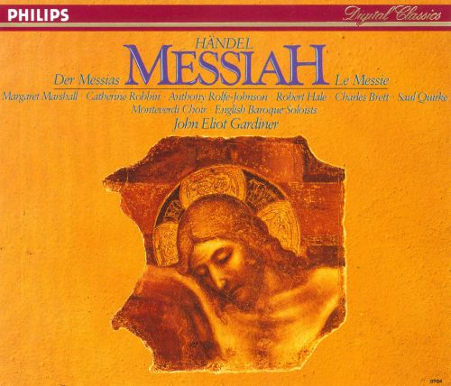 handel messiah john eliot gardiner monteverdi choir songs reviews credits allmusic. Black Bedroom Furniture Sets. Home Design Ideas