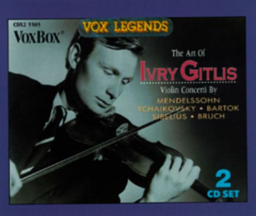 The Art of Ivry Gitlis