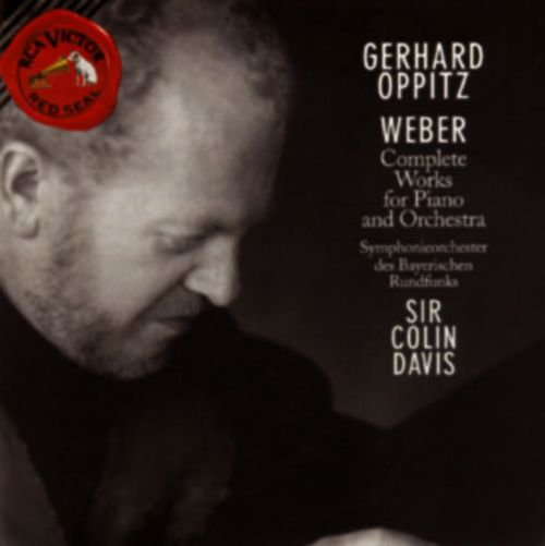 Weber: Complete Works for Piano and Orchestra
