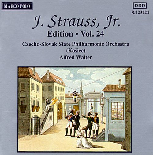 J. Strauss, Jr. Edition, Vol. 24