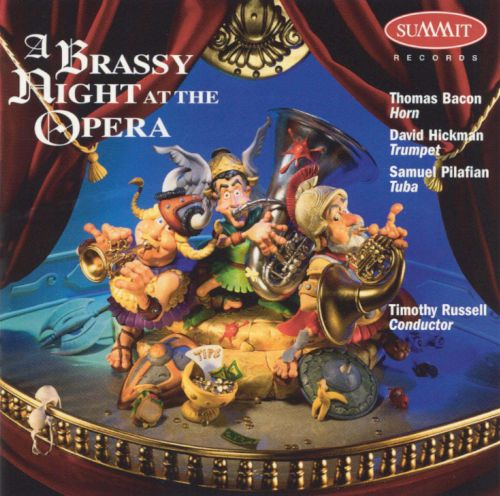 A Brassy Night at the Opera